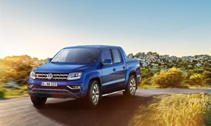 "Amarok vince il premio ""International pick-up award 2018"""