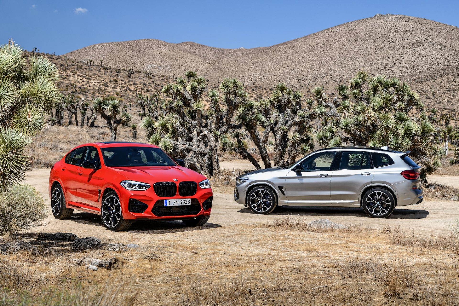 nuove BMW X3 M